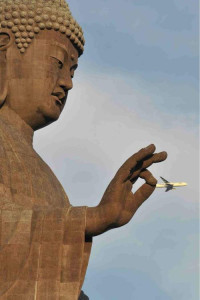 just a pinch buddah perfect timing